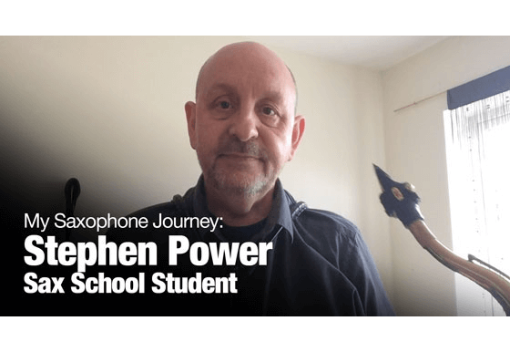 Stephen Power – Sax School Review