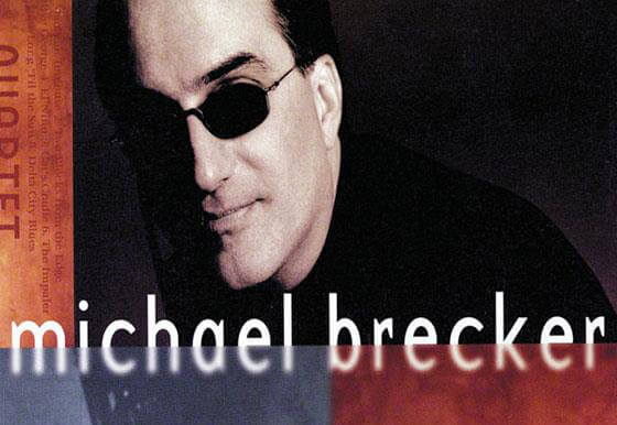 Michael Brecker Delta City Blues