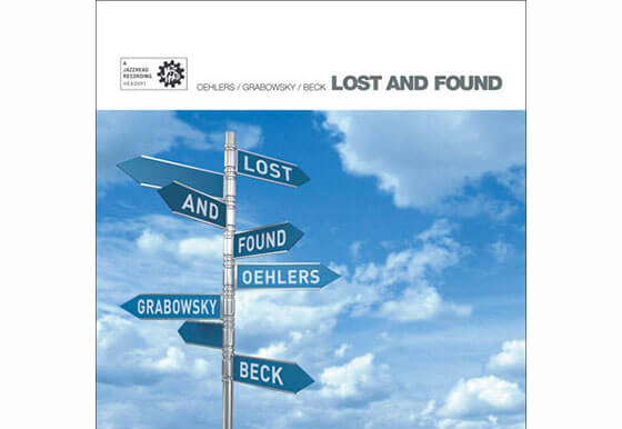 Lost and Found by jazz saxophonist Jamie Oehlers
