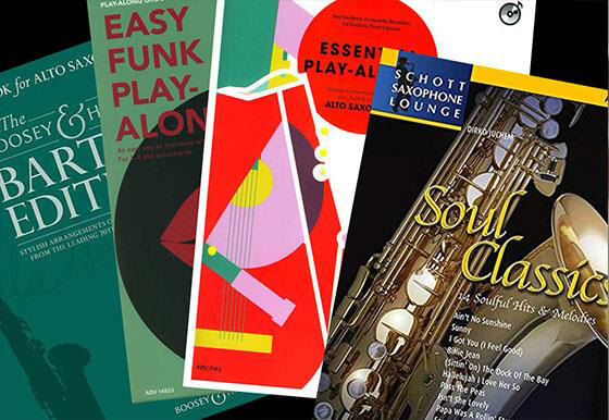 New books for saxophone players