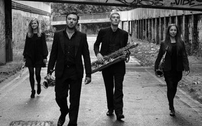 Syzygy Saxophone Quartet Review