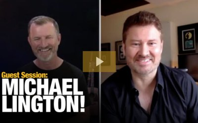 Michael Lington Guest Session Interview with Sax School