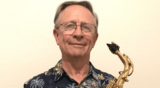Mike's 5 Steps to Saxophone Success