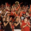 Redmen ground attack paves the way to first win in over two seasons. (Michael Paolucci / McGill Tribune)