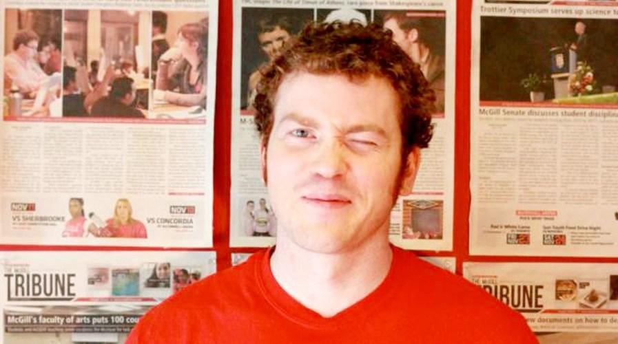 Owen Nelson, Jazz Performance, U4 (Sacha Pereira da Silva / McGill Tribune)