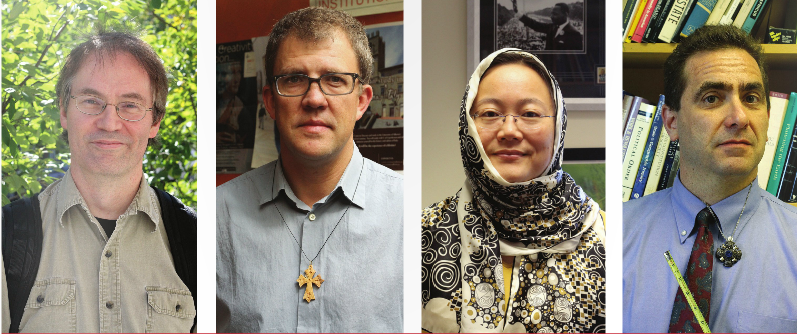 Professors at McGill wearing religious symbols