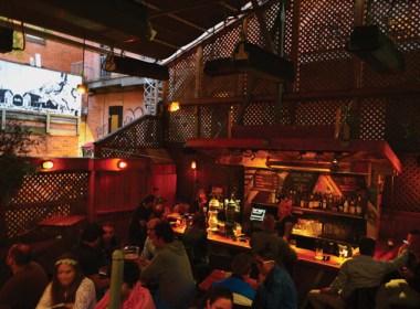 Montreal terrace bars