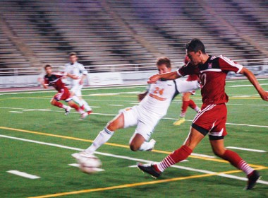 Alexander King of McGill Redmen Soccer