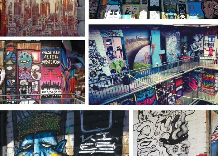 Montreal's secret street art