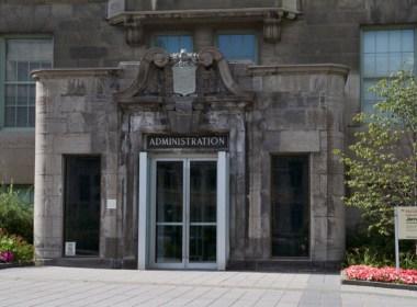 James Administration buildling