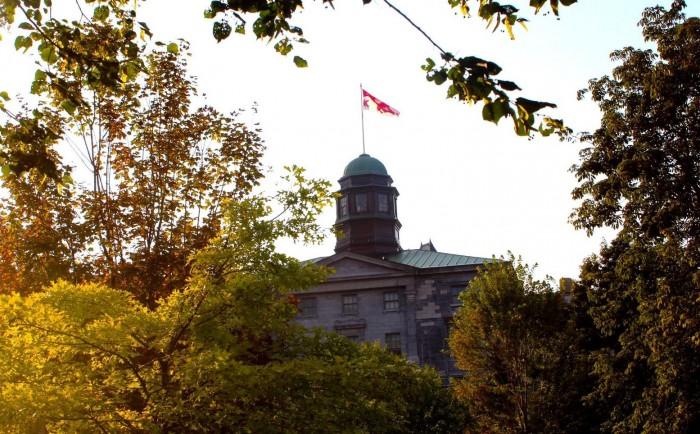 McGill University Arts Building