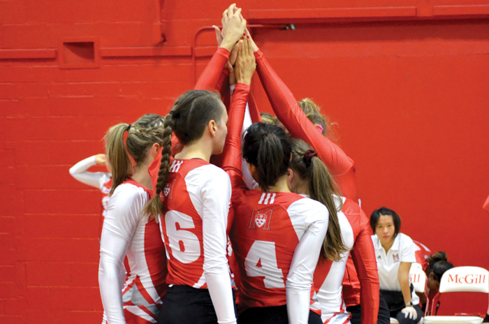 Martlet Volleyball