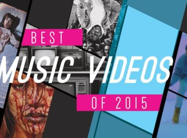Best music videos of 2015