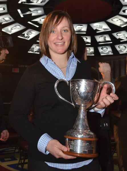 Alyssa Cecere, 2012. (http://icehockey.wikia.com)