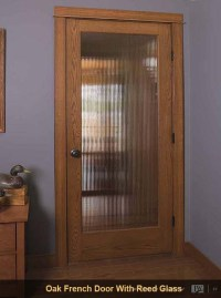 Reed Doors & Reeded Glass Interior Doors Seedy Glass