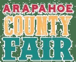 Arapahoe County Fair logo