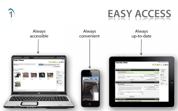 Co-Construct Process-Easy Access