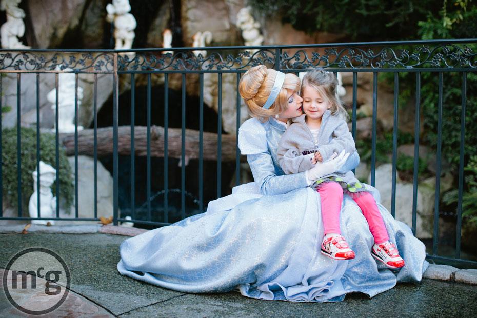 McG Christmas Adventure Disneyland McGowan Images