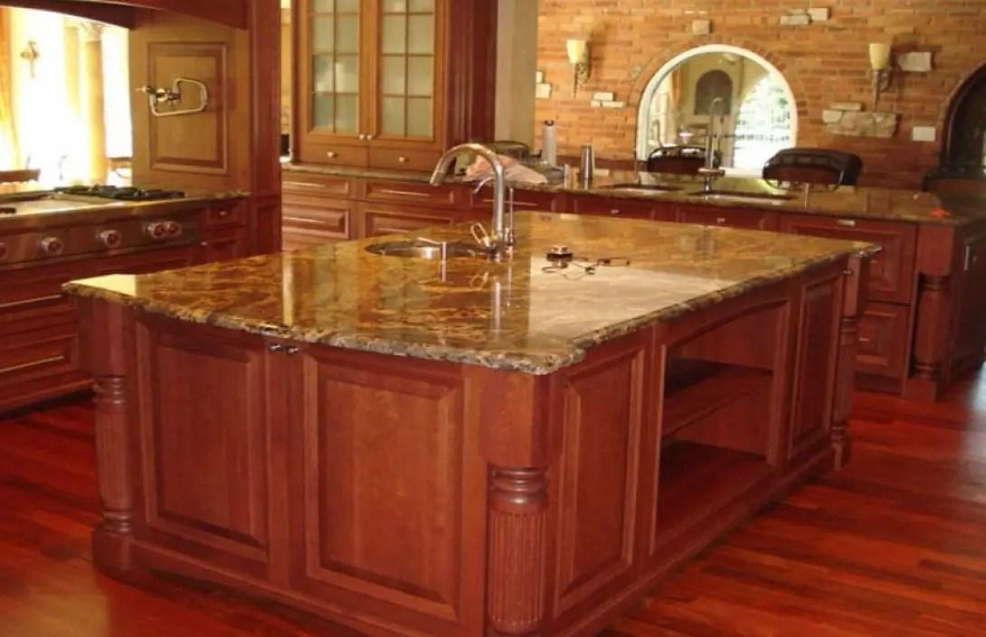 granite countertops georgia & kitchen and bathroom counters | mc