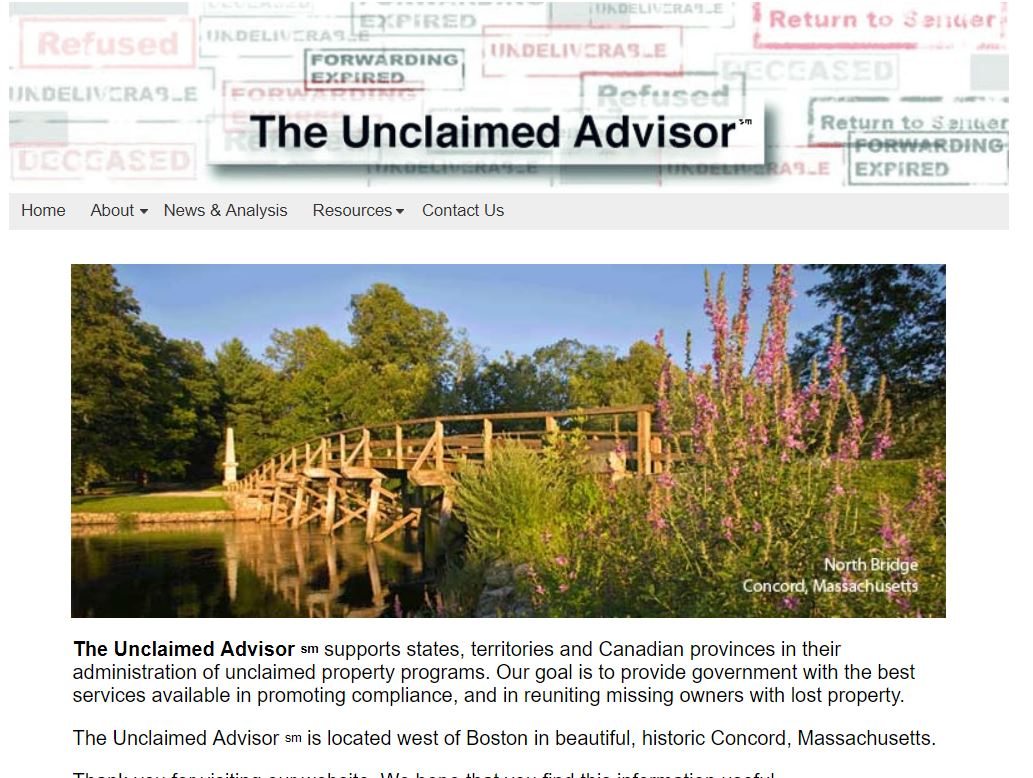 You are currently viewing The Unclaimed Advisor
