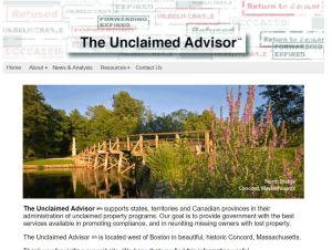 The Unclaimed Advisor