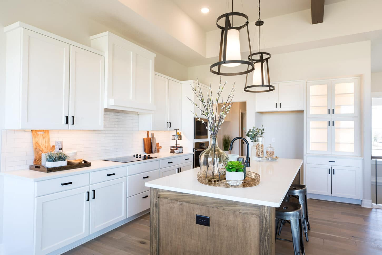 Andover Model Home