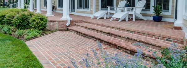brick porch & brickwork mchale
