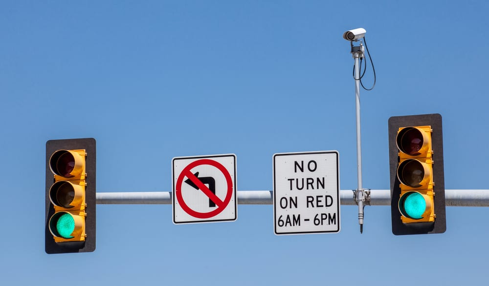 Are RedLight Camera Tickets Enforceable in Florida