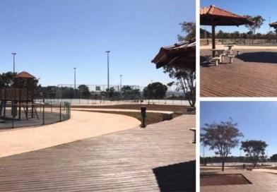 Parque do JB inaugura com festa e presença do Governador