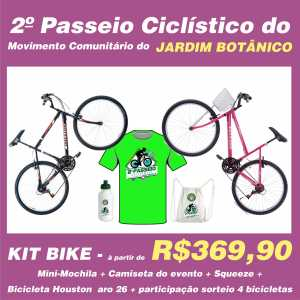 e-folder quadrado Kit Bike 2o Passeio Ciclistico MCJB