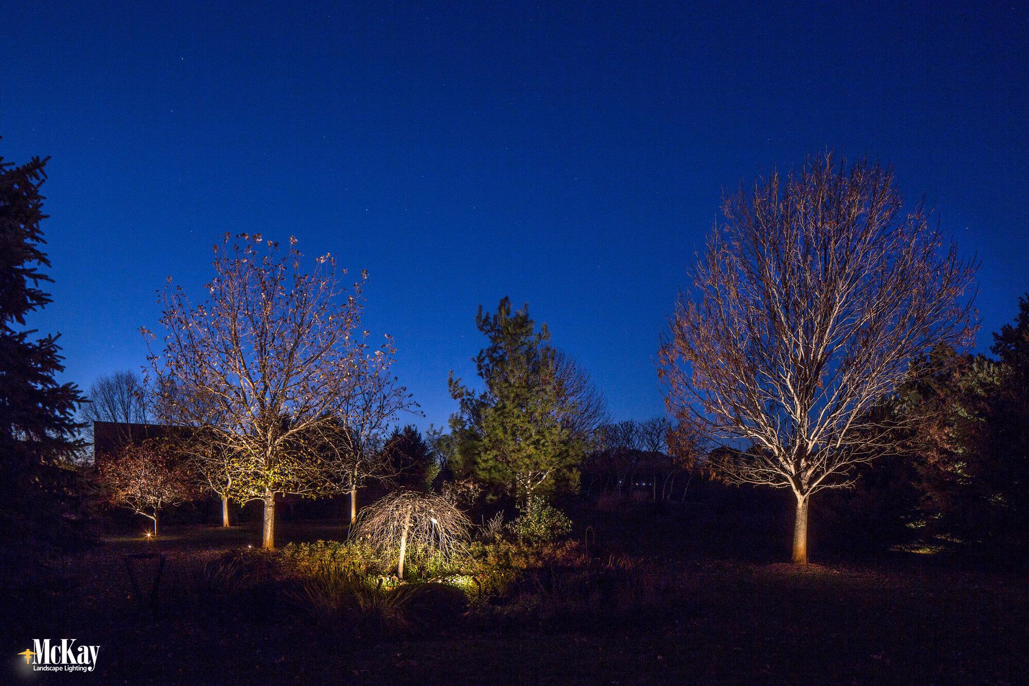 led landscape lighting conversion