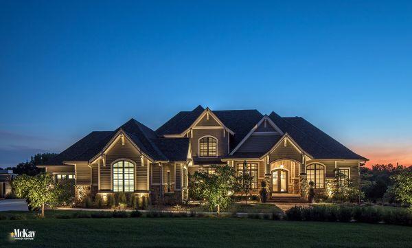 landscape lighting design scenic