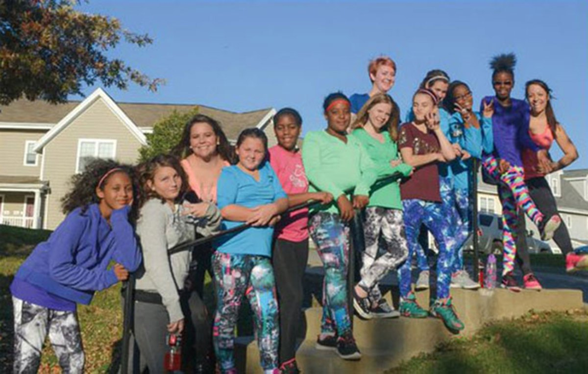 Girls on the Run McKees Rocks Chapter
