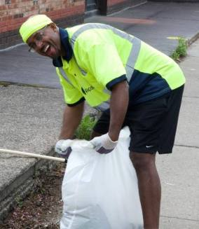 2016 Spring Clean Up 2