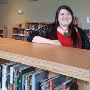 Library Director Denise McKernan