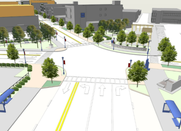 Application made for streetscape advances through PennDOT