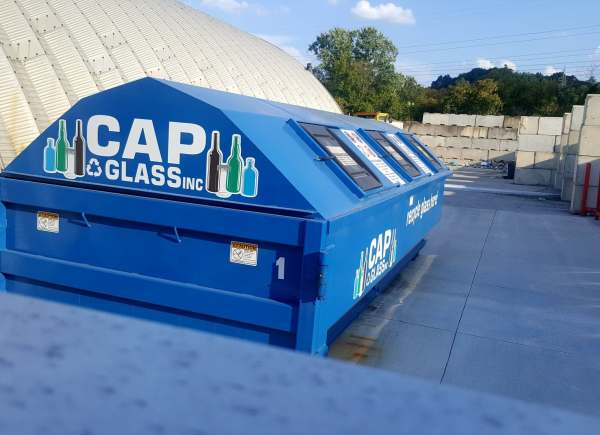 Glass recycle program available for McKees Rocks residents, small businesses