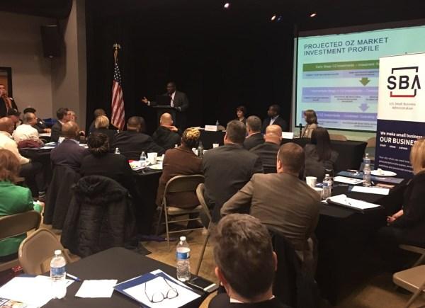 White House brings Opportunity & Entrepreneurship Summit to Sto-Rox