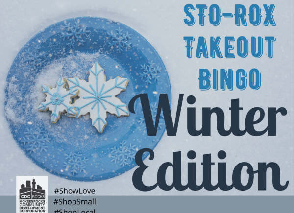 Shop Small: Sto-Rox 'Takeout Bingo' contest launched by MRCDC