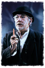 McKellen in the 2010 production of Godot