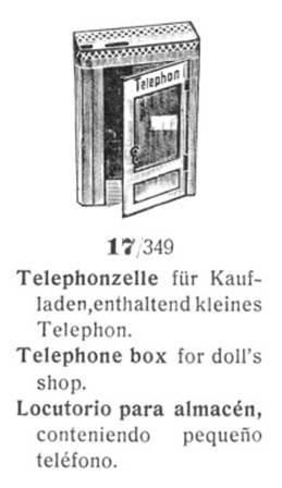 TELEPHONES_FOR_DOLLHOUSES
