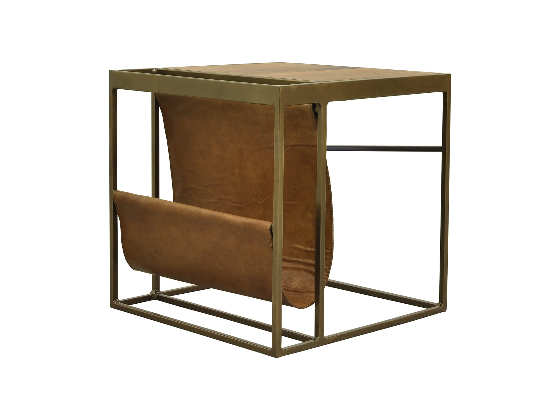 Pure Home Magazine Side Table