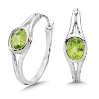 August Birthstone Earrings  McKenzie & Smiley Jewelers