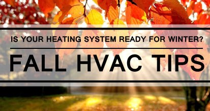 Fall HVAC Tips