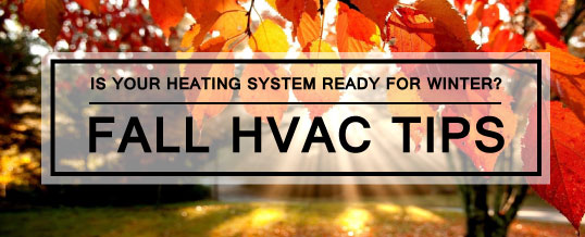 Fall HVAC Tips