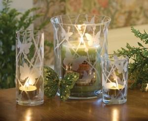 Yankee Candle Dekoration