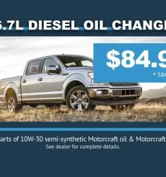 ford 6 7l diesel oil change special [ 1200 x 900 Pixel ]