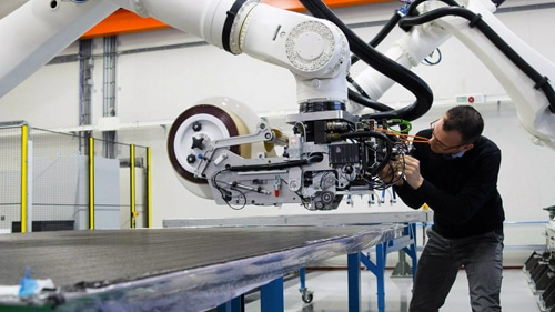 Harnessing automation for a future that works