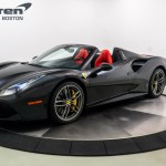 2016 Ferrari 488 Spider For Sale In Norwell Ma 218487 Mclaren Boston