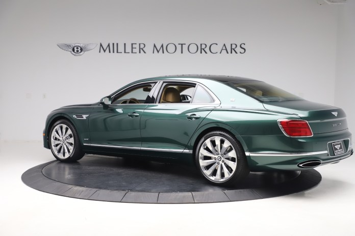 New 2020 Bentley Flying Spur W12 First Edition For Sale Special Pricing Mclaren Greenwich Stock B1492